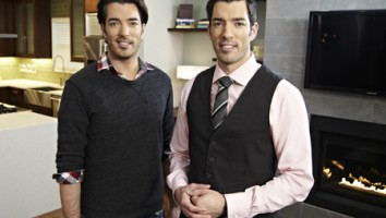 "Jonathan and Drew Scott, stars of ""Property Brothers"""
