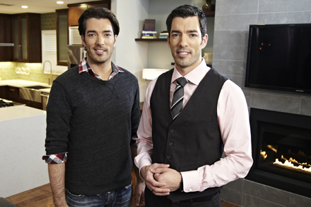 Hgtv gambles on property brothers realscreen for Is jonathan from property brothers gay