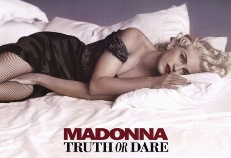 Madonna Truth Dare