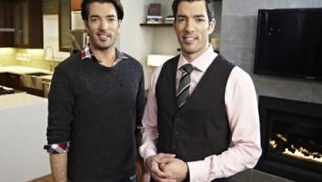 "Jonathan and Drew Scott, stars of ""Property Brothers"""