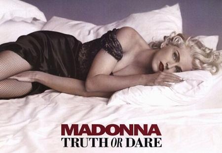 Madonna Truth Dare