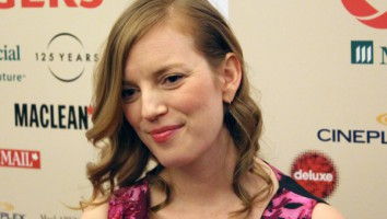 Sarah Polley. Photo: Adam Benzine