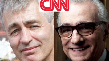 Steve James / CNN logo / Martin Scorsese