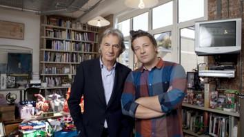 Iconoclasts Jamie Oliver Paul Smith