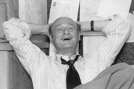 "Ed Koch in the documentary ""Koch"""