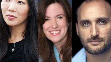 Jessica Yu, Molly Thompson and Amir Bar-Lev