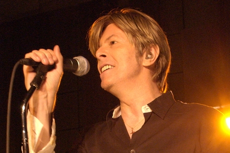 David Bowie (Photo BBC)
