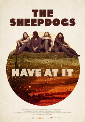 The Sheepdogs Have At It