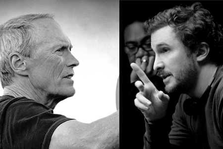Clint Eastwood / Darren Aronofsky. Photo: Tribeca