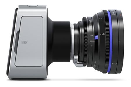 Black Magic Design's Production Camera 4K