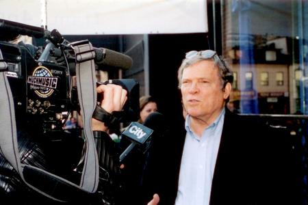 DA Pennebaker interviewed by CityTV in 2000