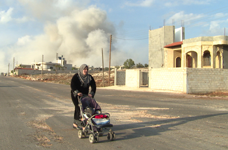 Syria Behind the Lines (Photo Credit: Courtesy of FRONTLINE)