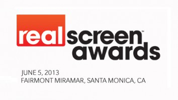 Realscreen Awards 2013