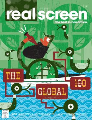 Realscreen March/April 2013