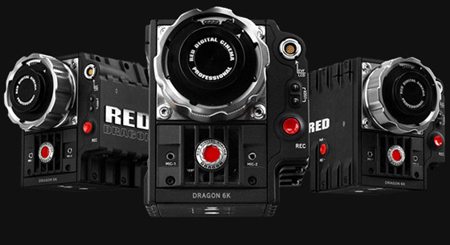 Red Dragon 6K