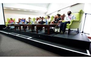 Wild Talk Africa commissioners panel