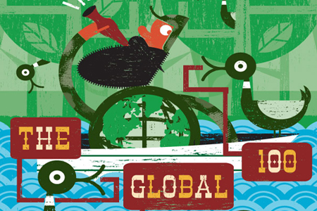 Realscreen's Global 100 for 2012