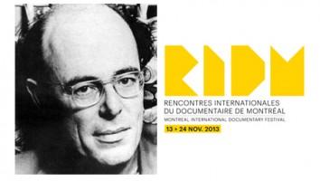 Marcel Ophuls / RIDM
