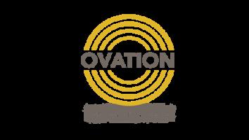 new Ovation logo