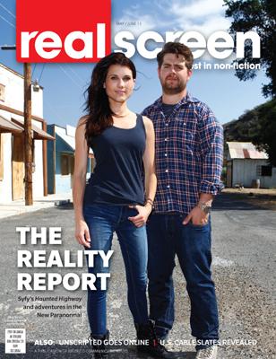 Realscreen magazine May/June 2013