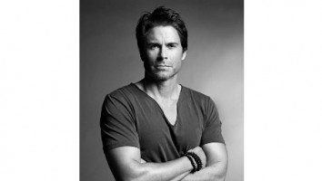 Rob Lowe Photo by David Raccuglia