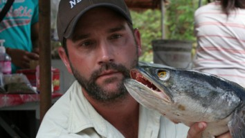 Zeb Hogan of Monster Fish