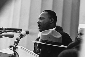 """Martin Luther King Jr's """"I Have a Dream"""" speech. Photo: The U.S. National Archives and Records Administration"""