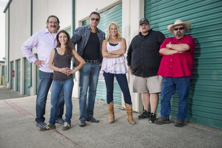 Storage Wars Texas Cast Mary