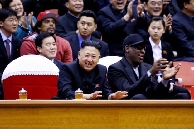 Vice HBO North Korea