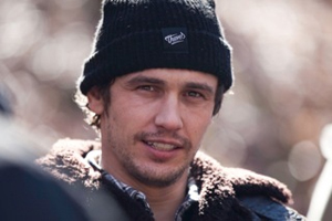 James Franco. Photo: Official Twitter account
