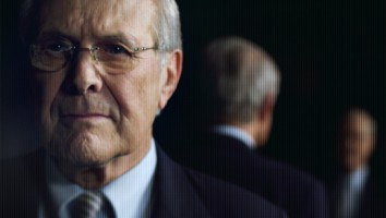 "Donald Rumsfeld in ""The Unknown Known"""