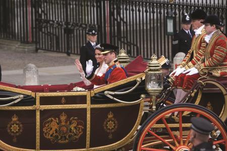 Royalty Close-Up (photo - Kent Gavin)