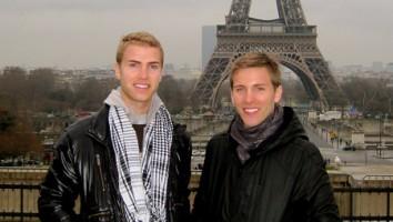 Shane and Tom