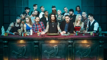 Ink Master season three