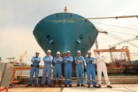 World's Biggest Ship