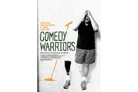 Comedy Warriors poster