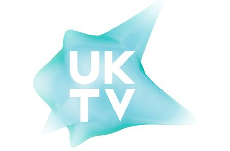 UKTV updated logo
