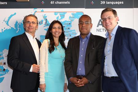 A+E ZDF agreement