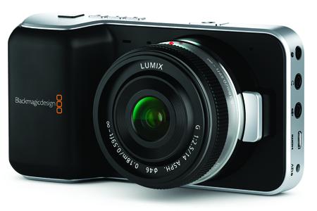 blackmagic design pocket cinema cam