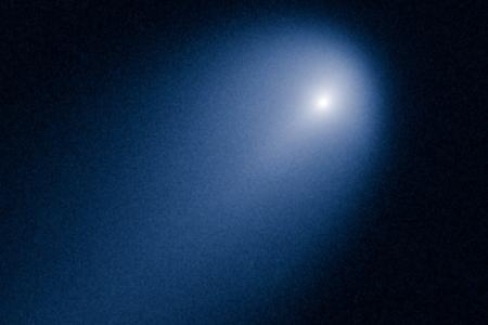 Comet ISON (Photo: NASA)