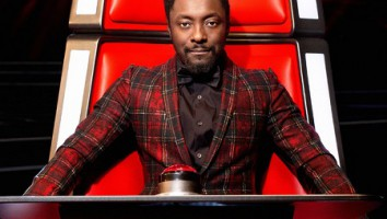 Will.i.am the voice