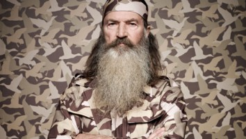 """Duck Dynasty"" star Phil Robertson"