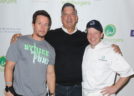 Paul Wahlberg Family Mark and paul wahlberg