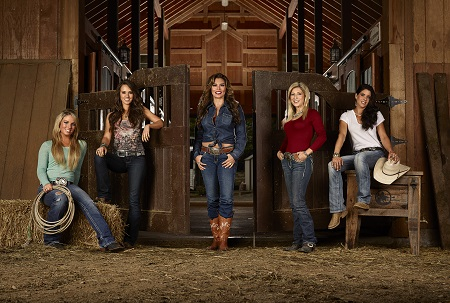 Rodeo Girls cast