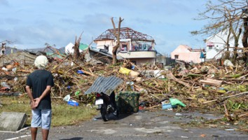 Typhoon Haiyan: Eye of the Storm