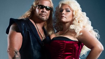 Dog and Beth: On the Hunt (Photo Credit: Andy Batt)
