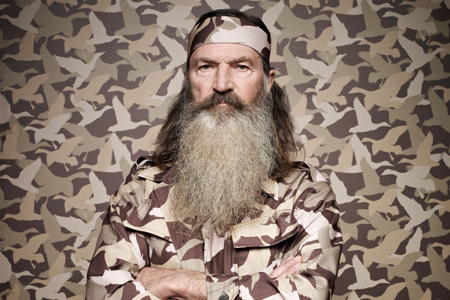 """Duck Dynasty"" star Phil Robertson"