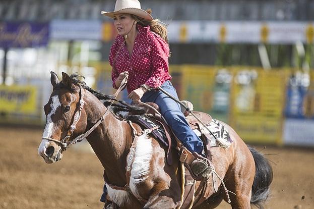 Rodeo Girls Darcy LaPier