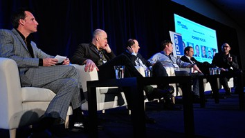 The 'Format Focus' panel session at the 2014 Realscreen Summit in Washington DC.