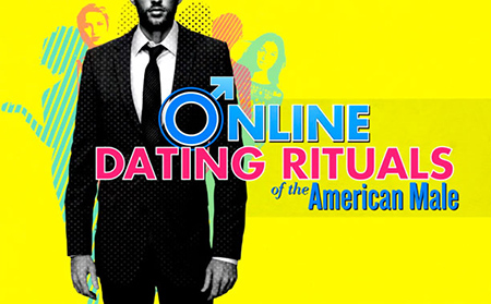 online dating rituals of modern male